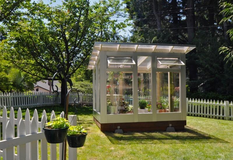 Garden Units Shed Storage
