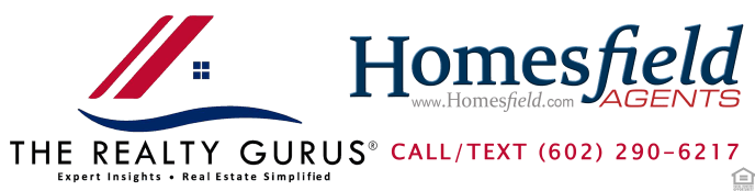 Homesfield Agents of The Realty Gurus in Phoenix Arizona