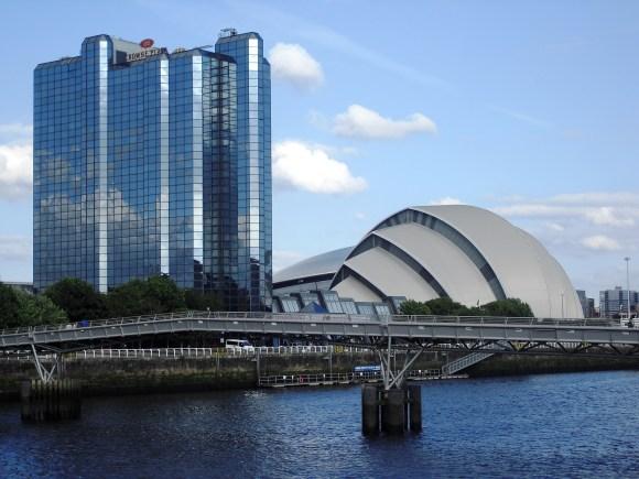 Kiwi's onward travels - Glasgow