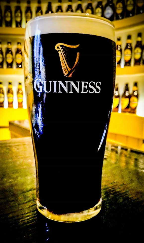 Go to Dublin for a tour of the Guinness brewery just like all good Expat Kiwis