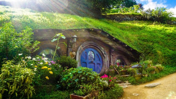 New Zealand Dream House
