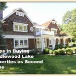 6 Tips in Buying Candlewood Lake Properties as Second Home