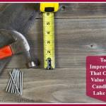 Top 5 Improvements That Can Add Value to Your Candlewood Lake Home