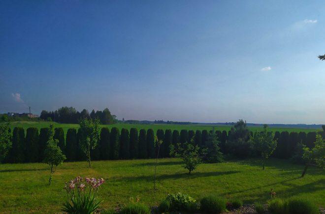 ogród z widokiem, homeslowlife