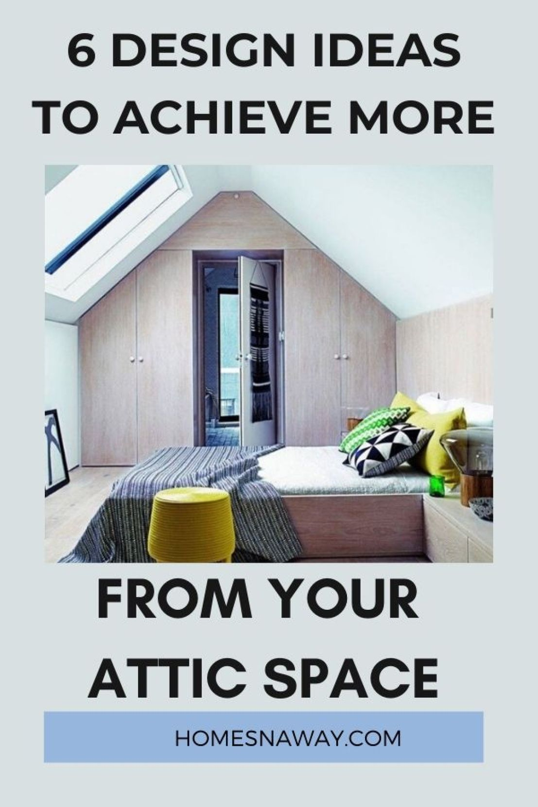 Enjoy Your Home by Utilizing Your Attic Space