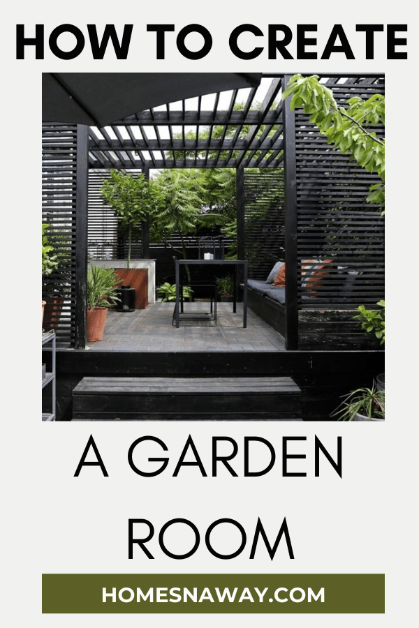 Create a Dreamy Outdoor Retreat- Your Modern Garden Room {DIY Guide}