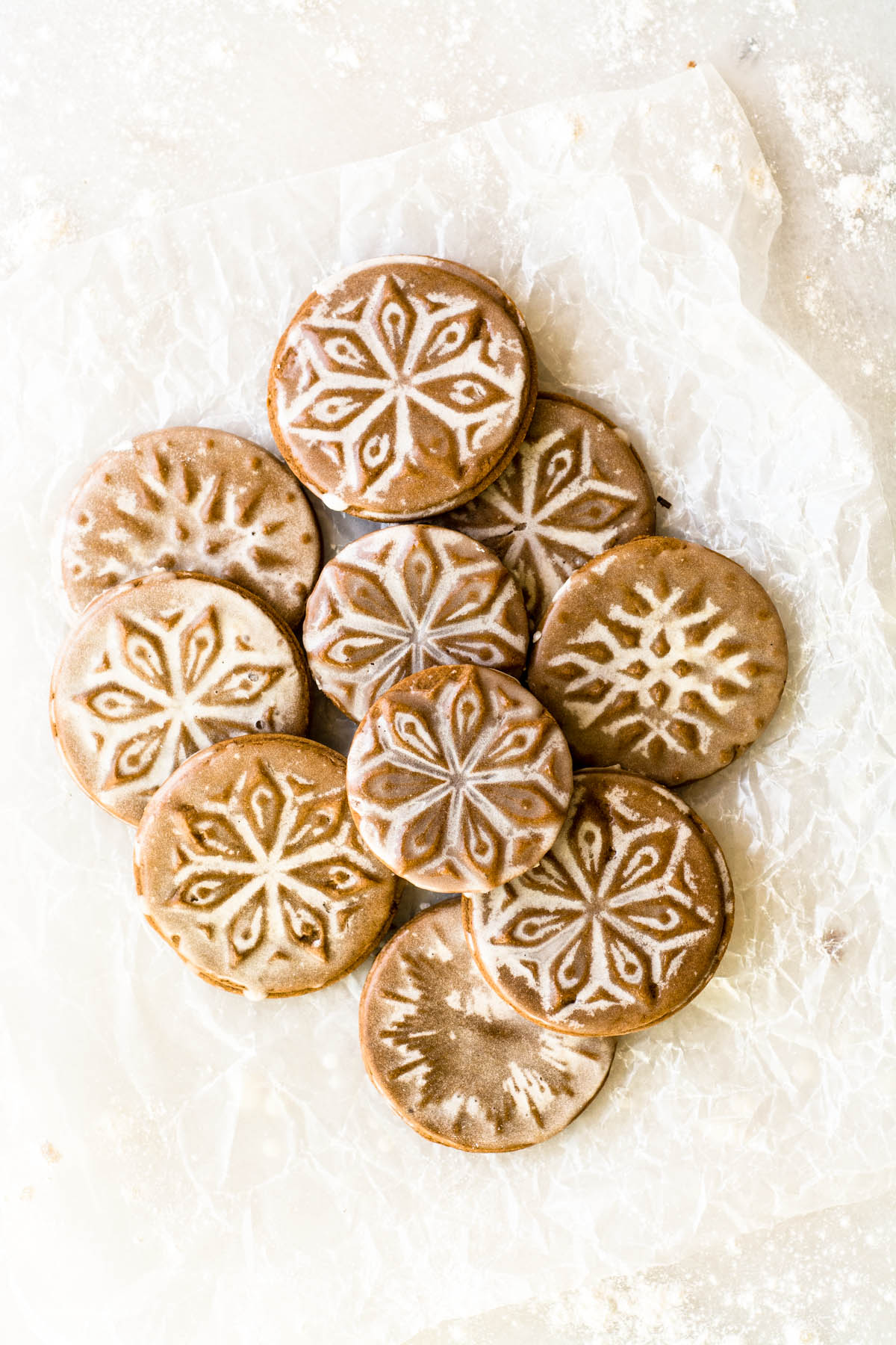 10 Yummy Gingerbread Cookies