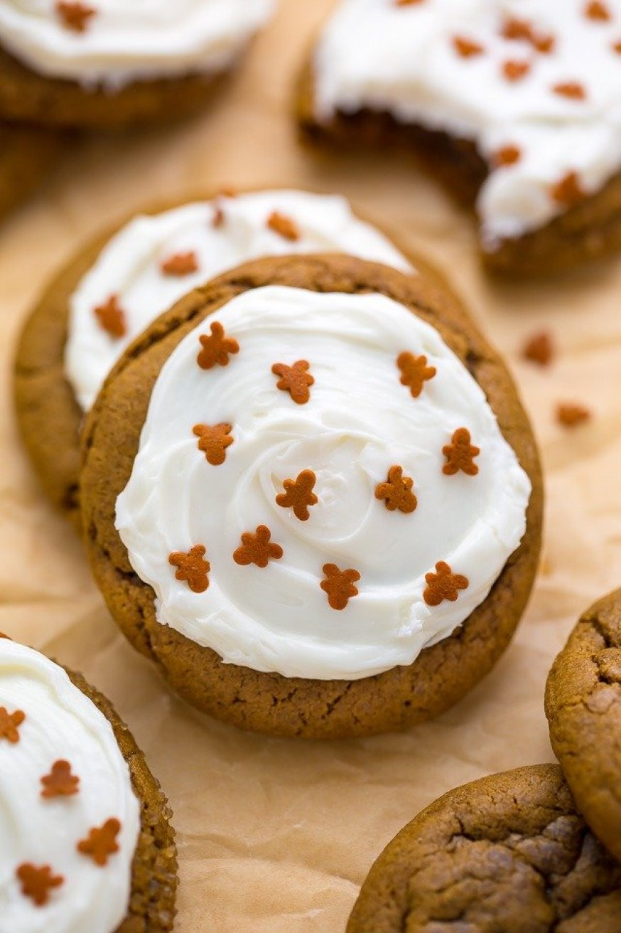 Yummy Gingerbread Cookies