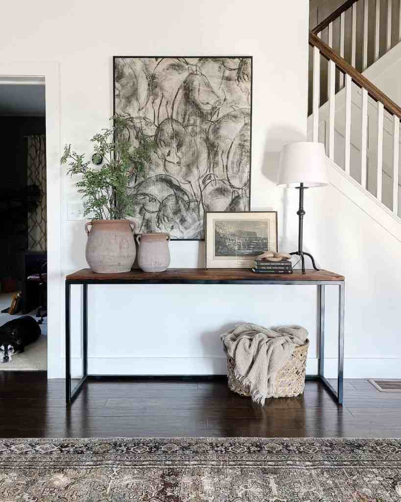 A Step-by-Step Guide To Follow For Your Console Table Decor