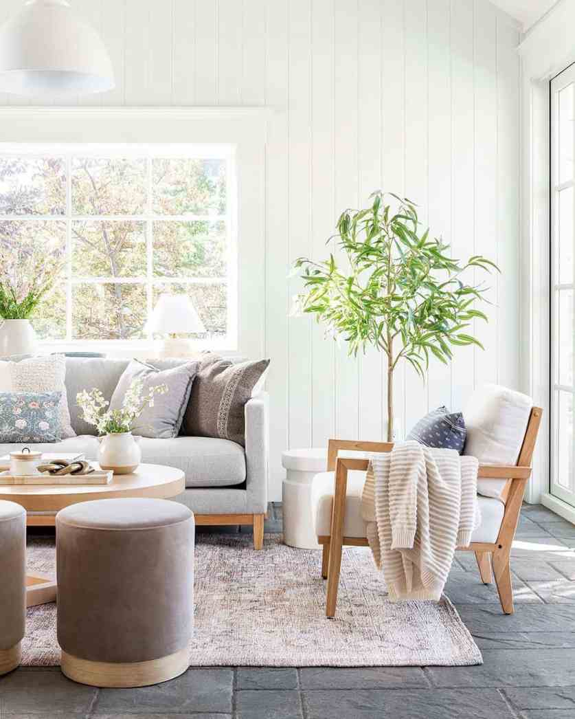 How To Create A Cozy Yet Organic Modern Interior