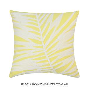Rapee Chia Yellow Cushion