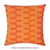 Rapee Destination Orange Cushion