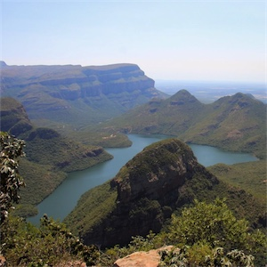 Blyde River Canyon - Panoramaroute