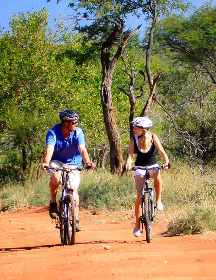 Private Game Reserve - Zuid-Afrika
