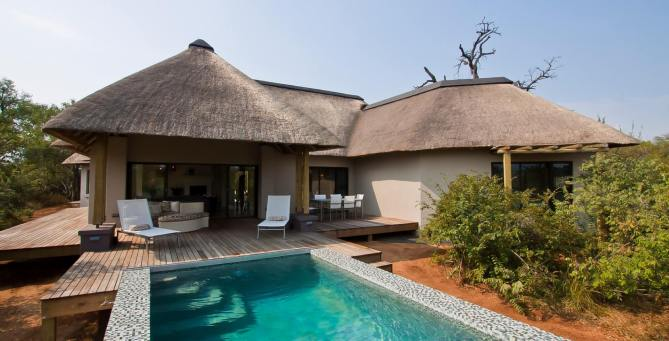 Vakantiehuis Huwelijksreis Zuid-Afrika