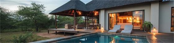Overwinteren in luxe villa in Zuid-Afrika