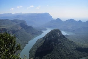 Blyde River Canyon - Panoramaroute Zuid Afrika