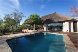 Villa-Baobab vakantiewoning - Krugerpark - Zuid-Afrika
