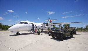 Hoedspruit Airport - Flights Zuid-Afrika