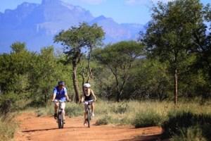 Locatie vakantiehuis Zuid-Afrika