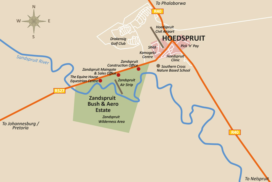 hoedspruit zandspruit - South Africa