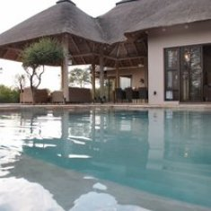 Villa-Bushman-Zuid-Afrika