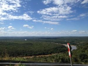 Route naar Hoedspruit - Zuid-Afrika
