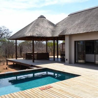 Villa Mavalo - Vakantievilla in Zuid-Afrika