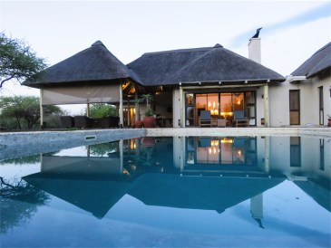 Villa Zandpoort - Krugerpark - Zuid-Afrika