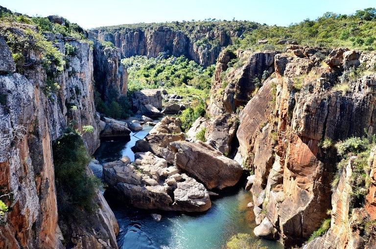 Potholes South Africa