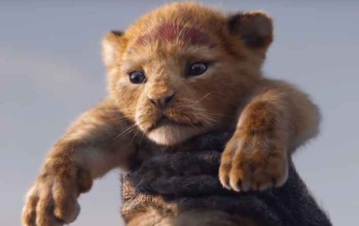 The Lion King movie - trailer 2019
