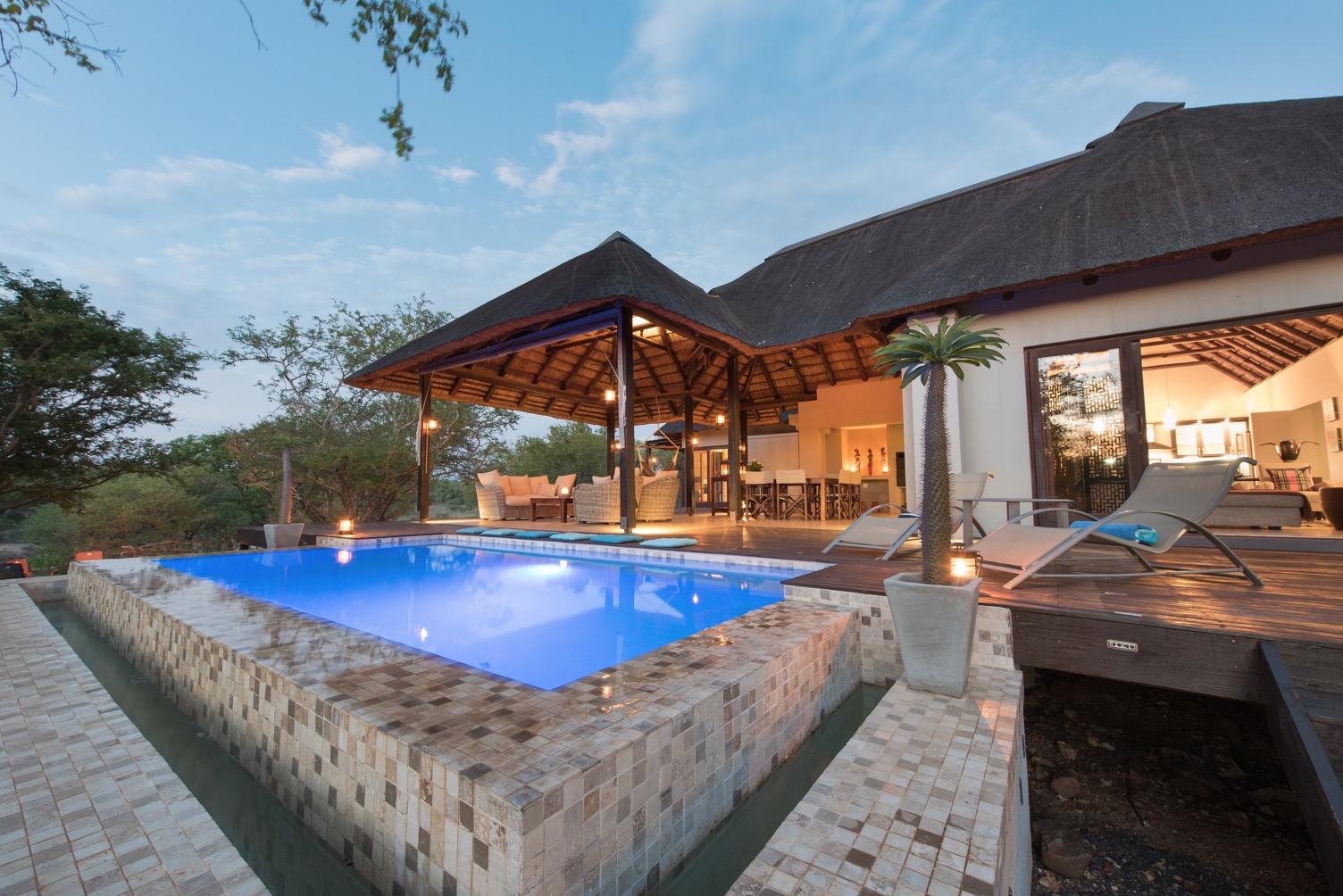 Villa Ubuntu - luxury villa Hoedspruit