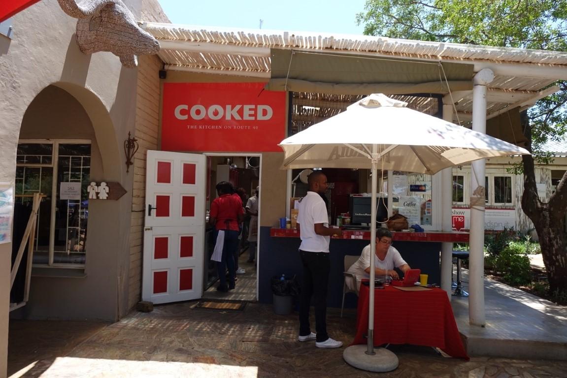 Restaurant Cooked in Hoedspruit   Homes of Africa
