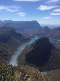 Blyde River Canyon - Zuid Afrika