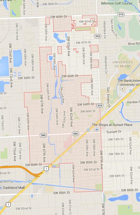 South Miami  FL   Google Maps