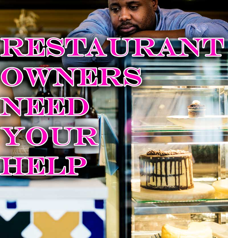 Houston Restaurants Struggling – Sunday is National Order Out Day!