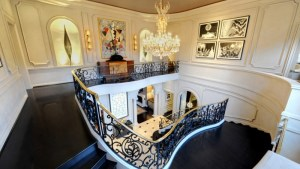 17,000 Square Foot French Provincial Mansion In Atlanta