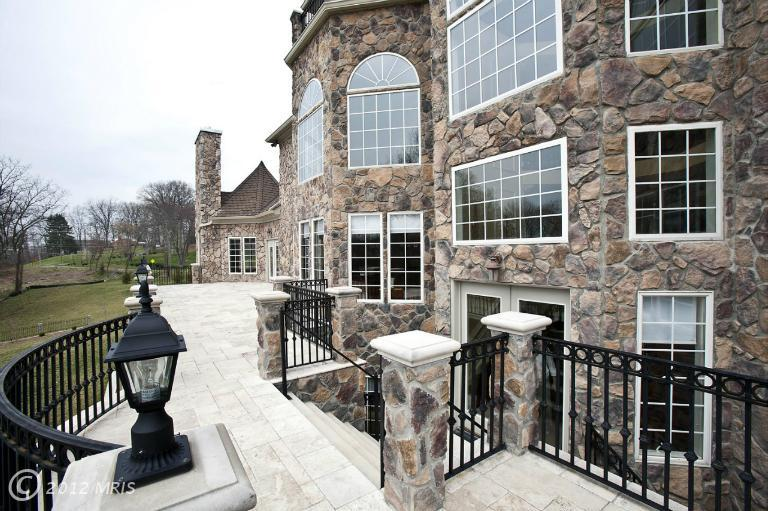 22000 Square Foot Mansion In Herndon VA Homes Of The Rich