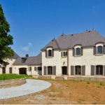 48 Acre Estate In Bentonville AR With Main House Metal