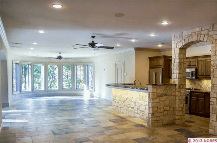 Newly Built French Country Style Mansion In Owasso OK