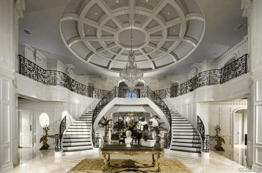 118 Million 13000 Square Foot Newly Built Mansion In