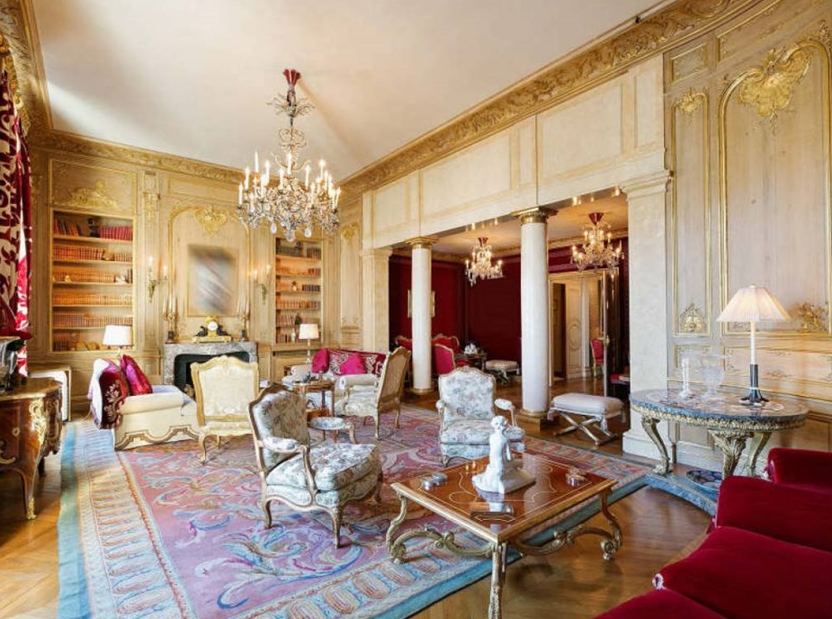 Luxurious Newly Listed Apartment In Paris France Homes
