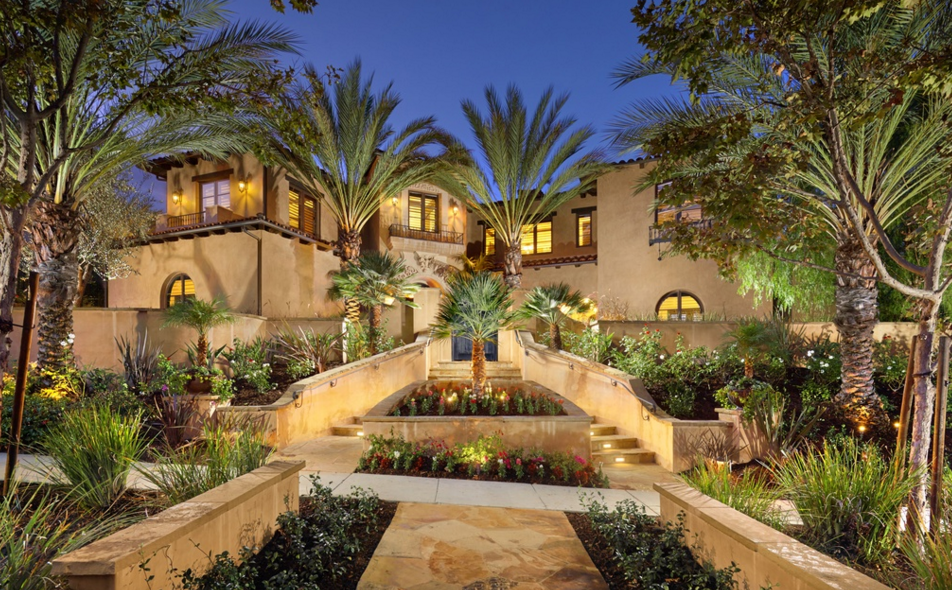 34 Million Spanish Style Home In Ladera Ranch CA