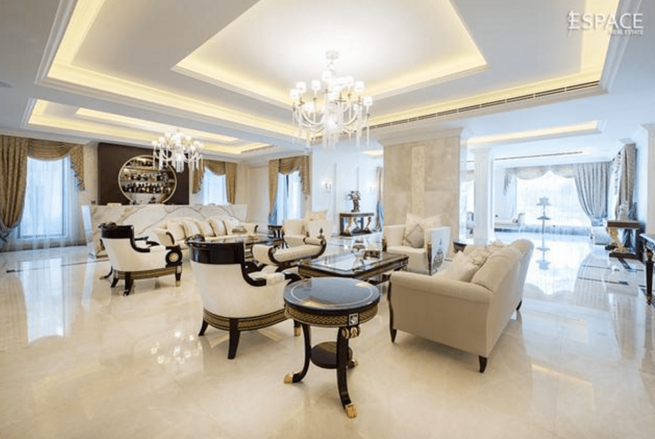 23 000 Square Foot Mega Mansion In Dubai Homes Of The Rich