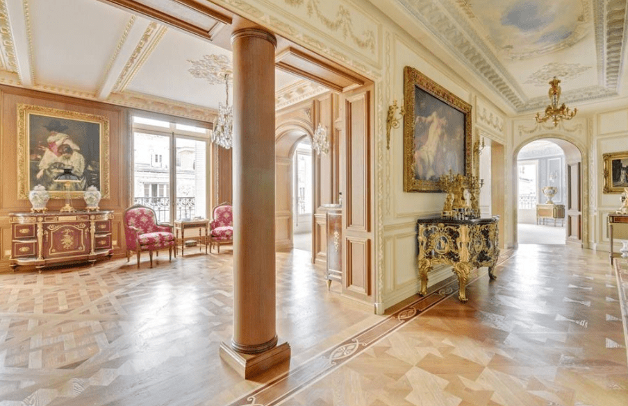 Beautiful Apartment In Paris France Homes Of The Rich