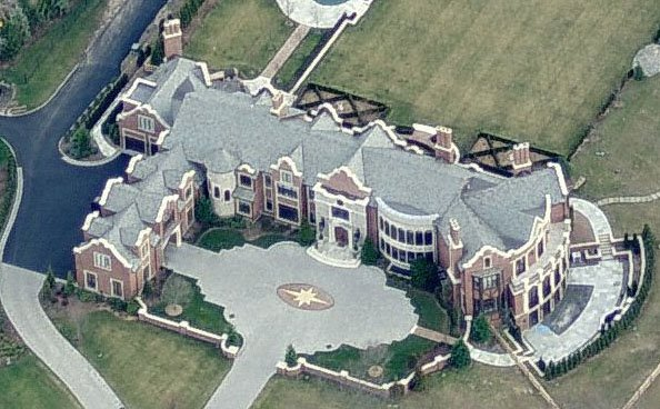 Cresskill NJ Mega Mansion Homes Of The Rich