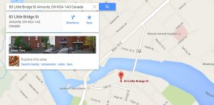 Find Homesol on Google Maps