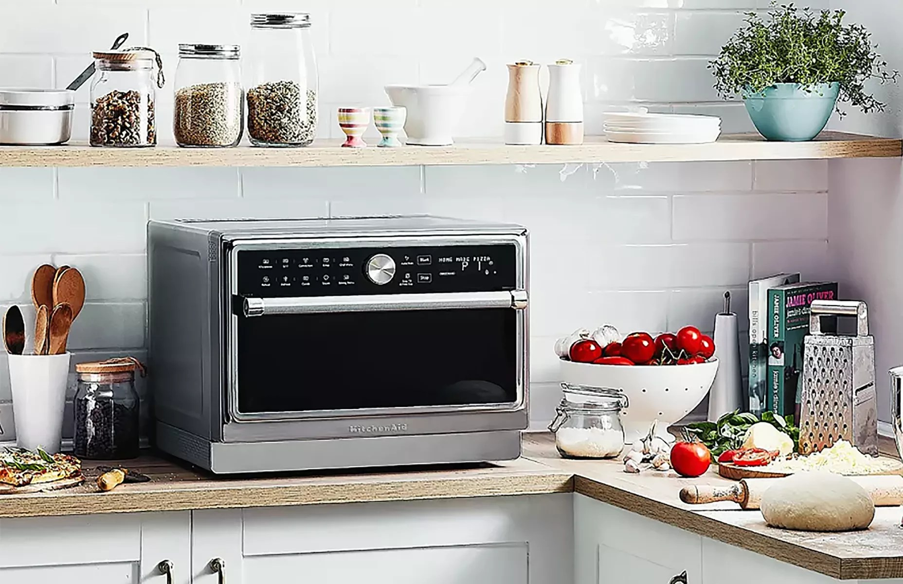 best microwave with pizza oven in 2021
