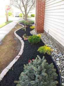 Affordable front yard walkway landscaping ideas (79)