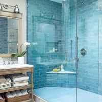 Awesome coastal style nautical bathroom designs ideas (20)